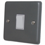 Standard Plate Pewter 20 Amp Switches